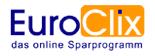 EuroClix - Angebote und Rabatte bei mehr als 1.250 Webshops
