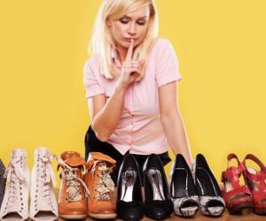 Schuhe verkaufen