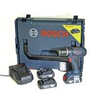 Bosch Akku Bohrschrauber Akkuschrauber GSR 18
