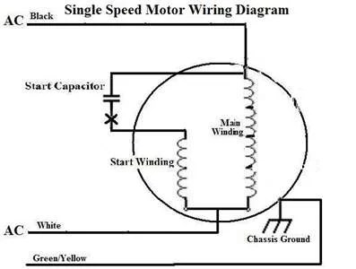 How to Reverse the Rotation of Single Phase Capacitor
