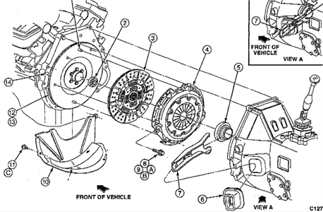Need clutch installation guide on 1997 Ford F 350