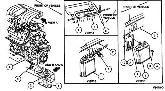 [SCHEMA] 1996 Ford Mustang Engine Diagram Full Quality