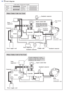 variable speed saw switch wire Questions & Answers (with