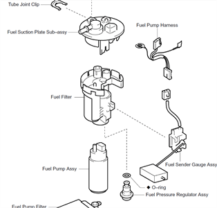 Toyota ECHO fuel shut off switch Questions & Answers (with