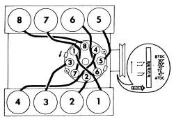 Ford 302 Spark Plug Wiring Diagram