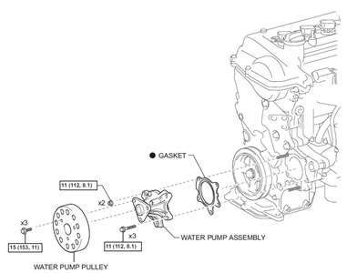 toyota yaris engine diagram Questions & Answers (with