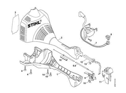 stihl edger parts diagram Questions & Answers (with