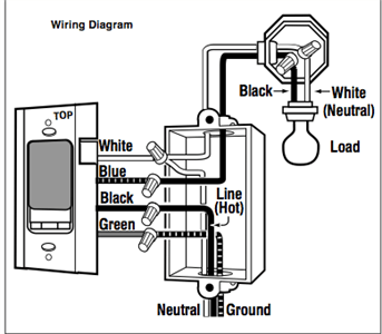 Leviton Apt Timer Wiring Diagram Questions & Answers With