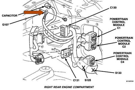 5 7 Hemi Oil Pressure Sensor Diagram, 5, Free Engine Image