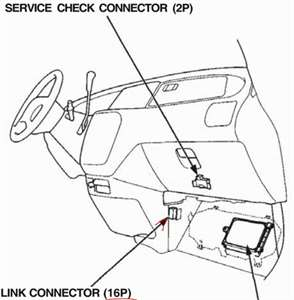Isuzu dlc connector location Questions & Answers (with