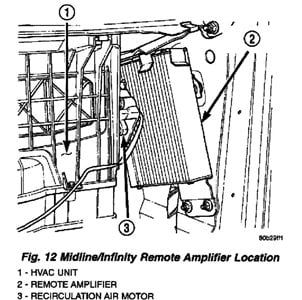 Amp Wiring Diagram For 2001 Chevy Suburban On