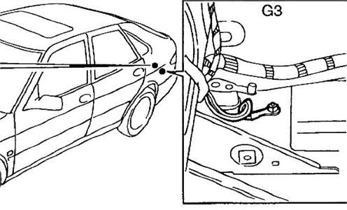Saab tail light wiring diagram Questions & Answers (with