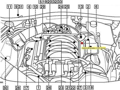 2001 Audi A6 Engine Coolant Diagram, 2001, Free Engine