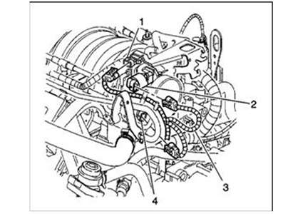 coolant temperature sensor wiring diagram Questions