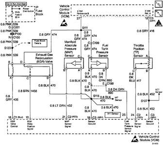 Need a powertrain wiring schematic for 1996 chevy blazer