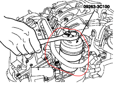 2006 Kia Rio Oil Filter ~ Best KIA