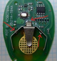 key fob schematic wiring diagram technic fixyourboard chevy keyfob key fob schematic [ 1164 x 1473 Pixel ]