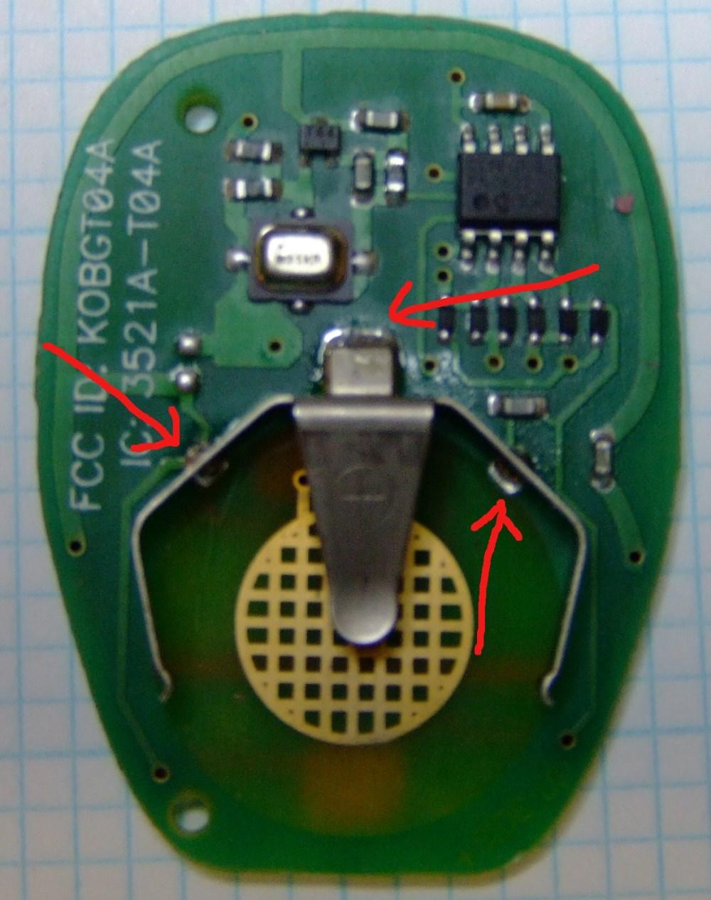medium resolution of key fob schematic wiring diagram technic fixyourboard chevy keyfob key fob schematic