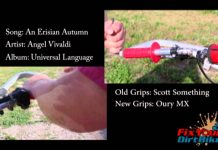 Dirt Bike Handlebar Grip Change Tricks