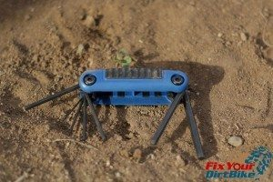 Multi Hex Wrench