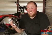 Not Installing an Enduro Engineering Rear Brake Guard