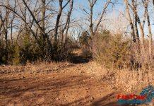 School Creek ORV Offshoot trail