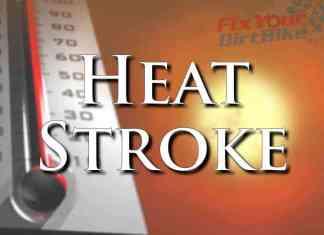 First Aid: Internal First Aid Training Heat Stroke