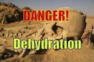 Rider Nutrition: Dehydration
