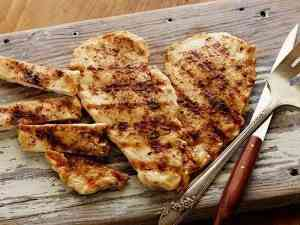 Cumin Grilled Chicken Breasts Recipe