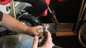 71 install rod stopper