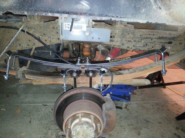 Hellwig Lp-35 Heavy Duty Leaf Kit Review | Fix Your Dirt Bike