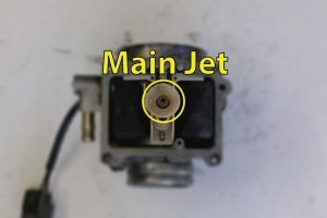 2-Stroke Carburetor Main Jet
