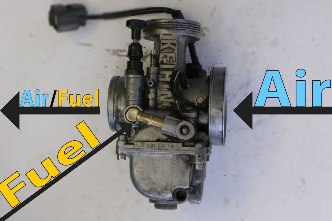 How To Tune The Carburetor On Your 2 Stroke Dirt Bike FYDB