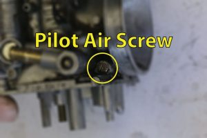 Pilot Air Screw