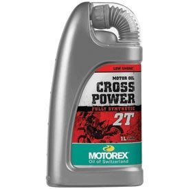 Motorex cross power 2T 2-stroke oil
