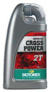motorex cross power synthetic 2t