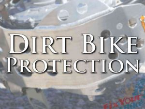 Product Reviews Dirt Bike Protection Header