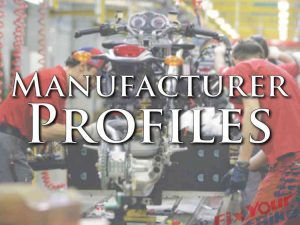 Product Reviews Manufacturer Profiles Header
