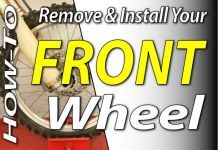 How To Remove & Install The Front Wheel On Your Dirt Bike Featured Image