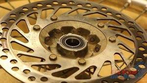 Step 12 - Align New Bearing Flush To Hub Bore