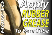 How To Apply Rubber Grease To The Innertube On Your Dirt Bike