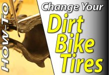 How To Change Your Dirt Bike Tire