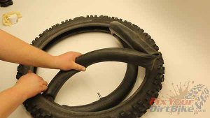Remove Tube From Tire