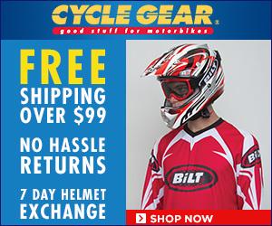 Cycle Gear MX
