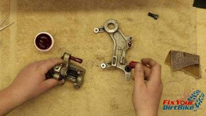 Assembly - Grease Slider Pins
