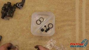 Assemble - Soak New Rubber