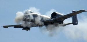 A-10 Thunderbolt Brrrrrrt