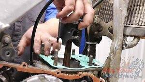 Installation - Install New Gasket