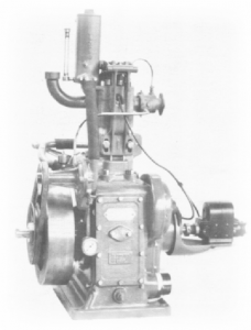 1928 Cooperative Fuel Research Engine
