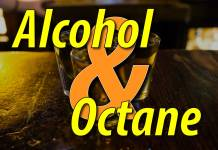 More Alcohol Does Not Mean More Octane